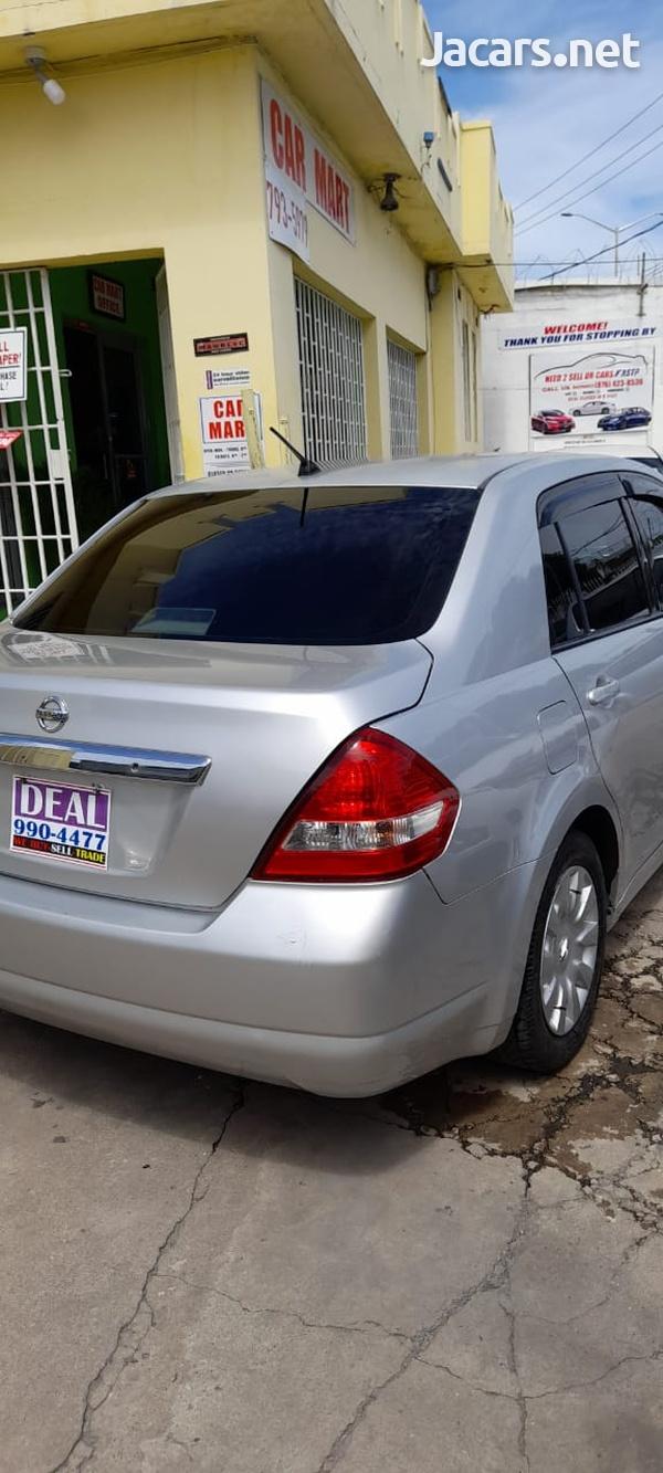 Nissan Tiida 1,5L 2007-8