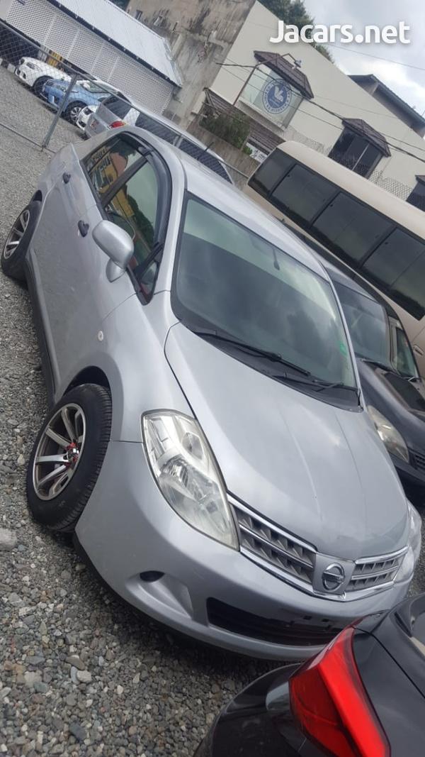 Nissan Tiida 1,6L 2010-2
