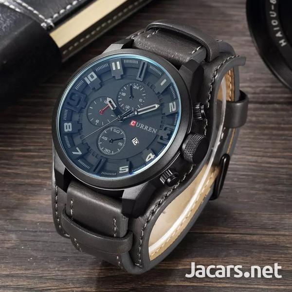 Curren Military Watch - Fashion Tachometer-3