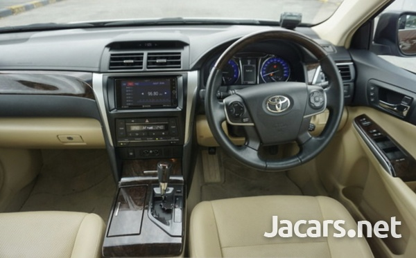 Toyota Camry 2,5L 2015-4