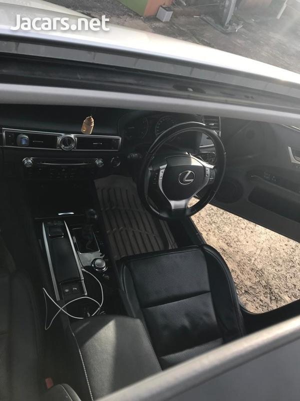 Lexus GS 2,0L 2013-12