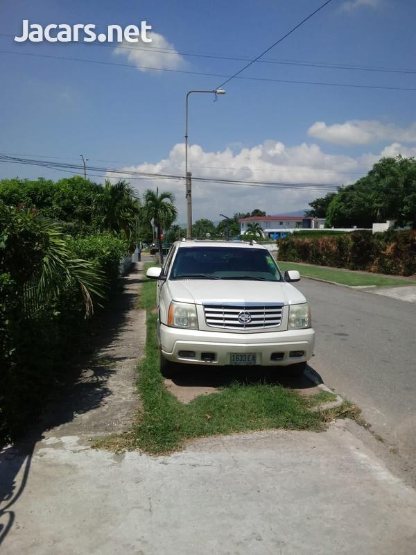 Cadillac Escalade 6,0L 2003-1