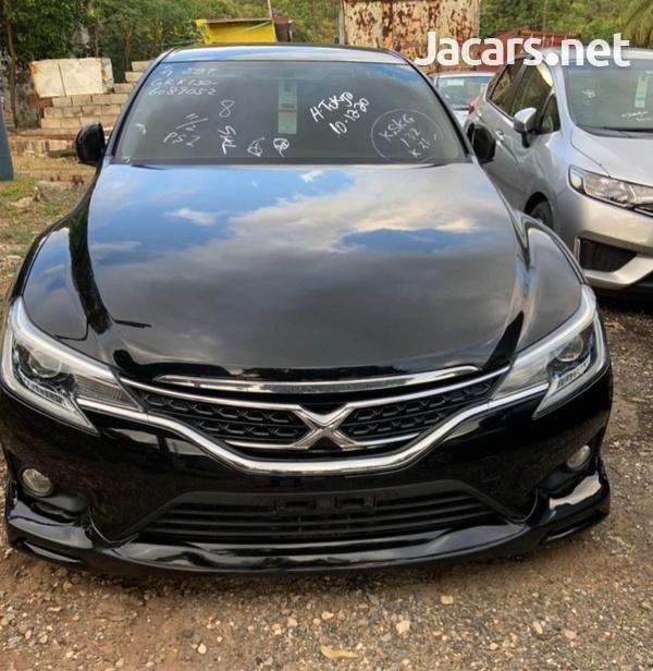 Toyota Mark X 3,0L 2015-7