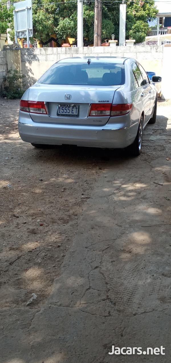 Honda Accord 2,4L 2003-7