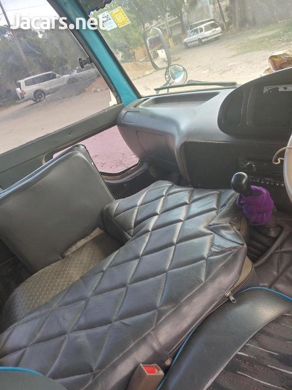 2003 Toyota Coaster Bus-1