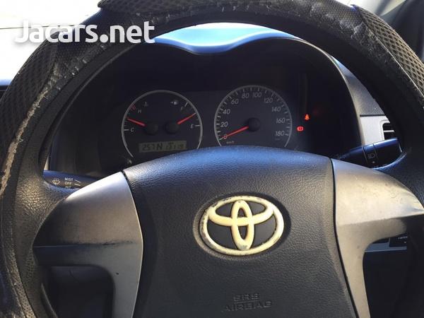 Toyota Axio 1,7L 2010-6