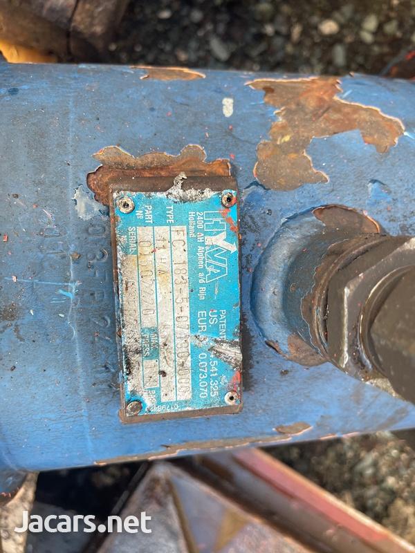 Genuine Hyva Alpha Series FC Dump Body Cylinder FC 183-5-3