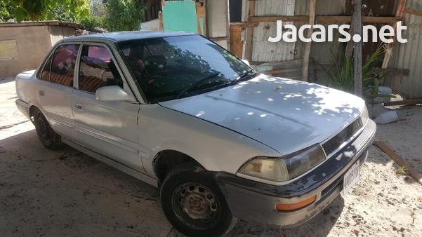 Toyota Corolla 1,8L 1989-7