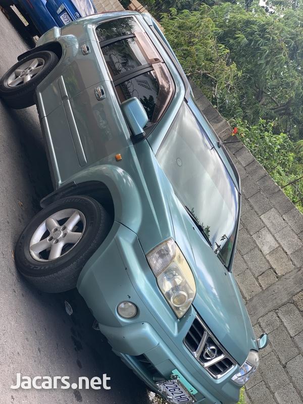 Nissan X-Trail 2,5L 2002-1