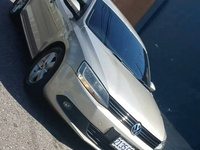 Volkswagen Jetta 1,4L 2012