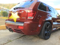 Jeep Grand Cherokee SRT8 6,1L 2007