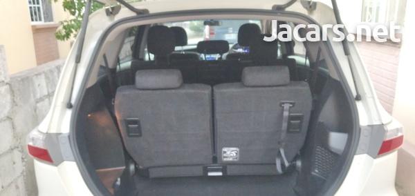 Honda Odyssey 2,5L 2012-11