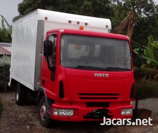 2005 Iveco Box Truck-1