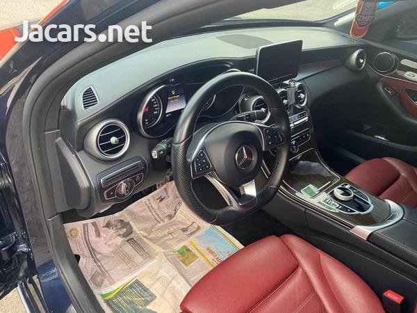 Mercedes-Benz C-Class 2,0L 2017-7