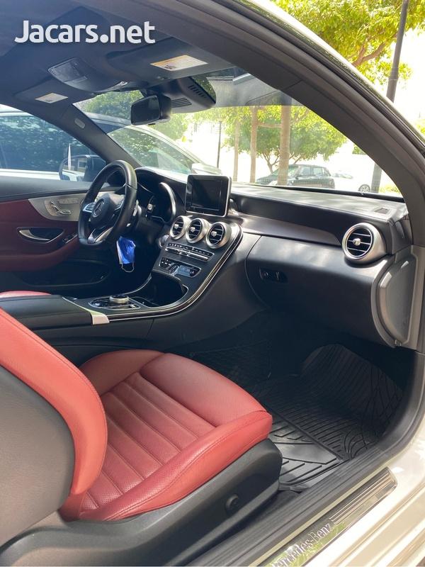 Mercedes-Benz C-Class 2,0L 2018-5