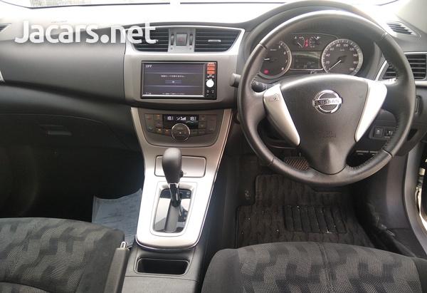 Nissan Sylphy 1,8L 2016-12