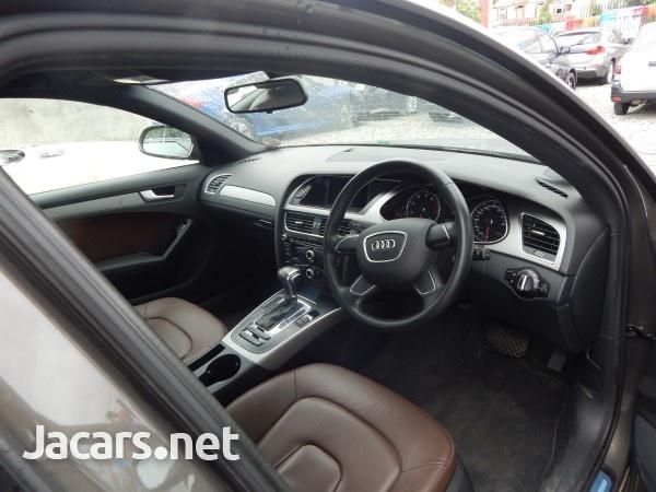 Audi A4 1,8L 2014-6
