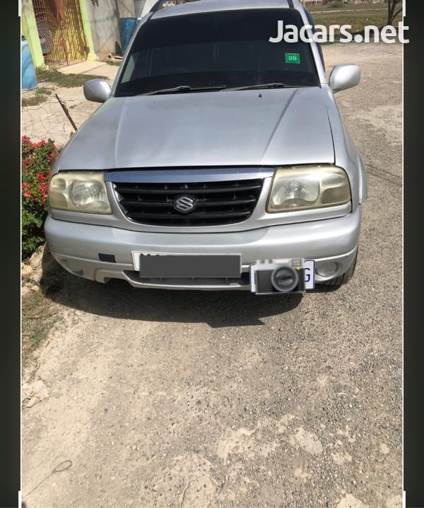Suzuki Grand Vitara 1,8L 2004-4