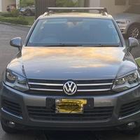 Volkswagen Touareg 3,6L 2012