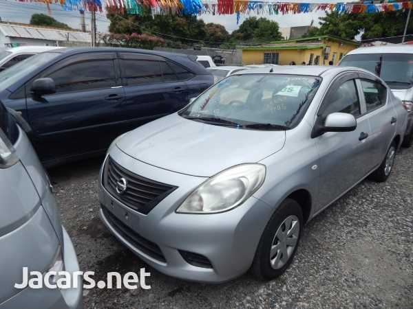 Nissan Latio 1,5L 2013-3