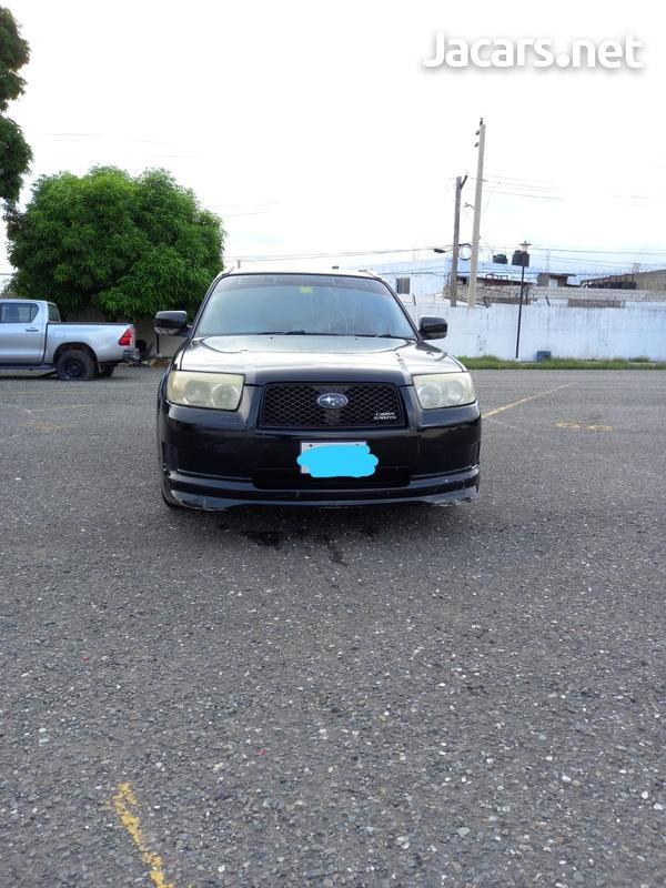 Subaru Forester 2,0L 2007-6