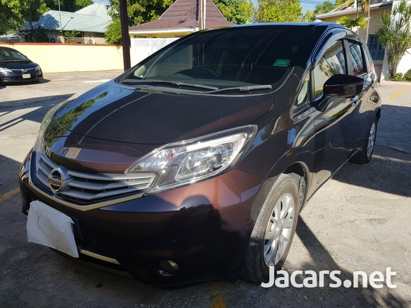 Nissan Note 1,2L 2014-2