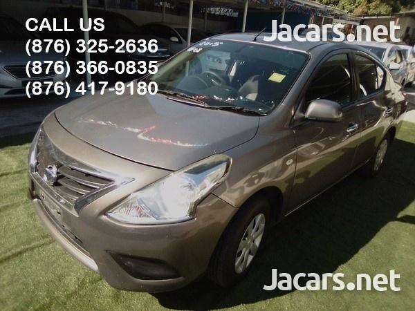 Nissan Latio 1,2L 2015-1
