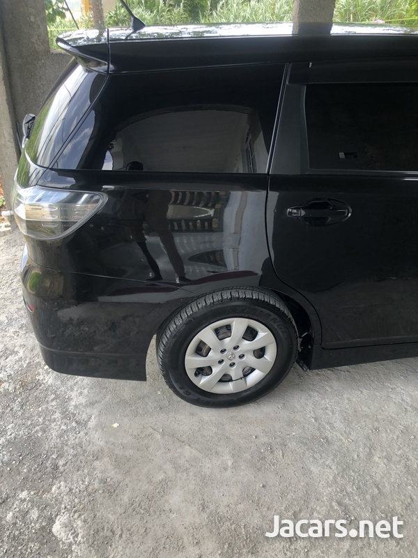 Toyota Wish 2,4L 2012-2