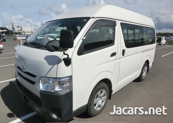 Toyota Hiace Bus 3,0L 2015-2