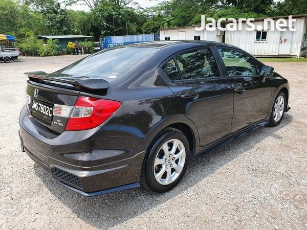 Honda Civic 1,6L 2015-6