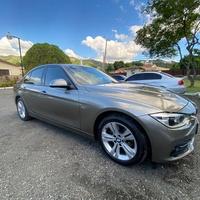 BMW 3-Series 1,9L 2016