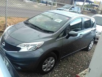 Nissan Note 1,1L 2016