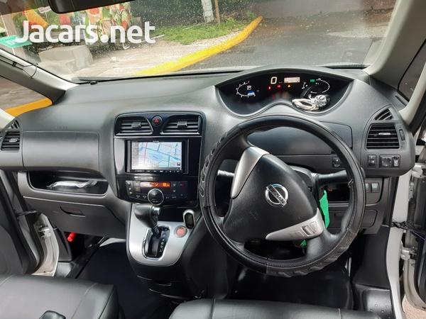 Nissan Serena 2,0L 2014-1