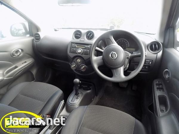 Nissan Latio 1,1L 2014-7