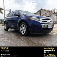 Ford Edge 2,0L 2013