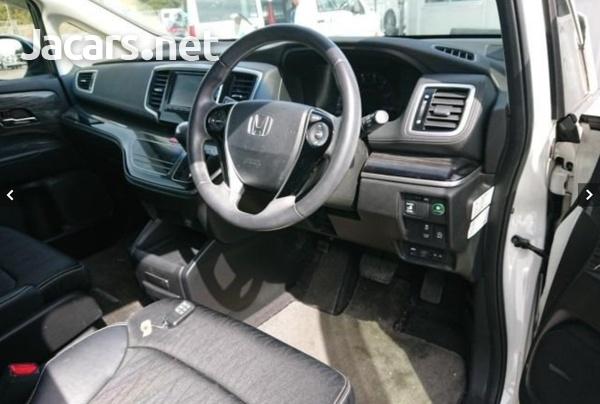 Honda Odyssey 2,4L 2014-4
