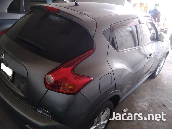 Nissan Juke 1,6L 2012-4