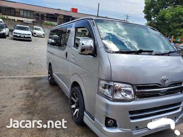 2013 Toyota Hiace Bus-2