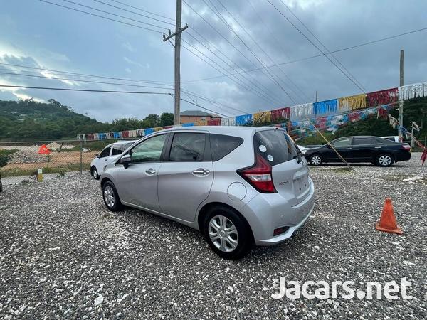 Nissan Note 1,3L 2017-10