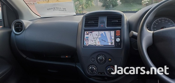 Nissan Latio 1,2L 2016-12