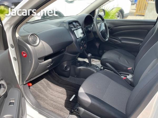 Nissan Latio 1,2L 2015-8