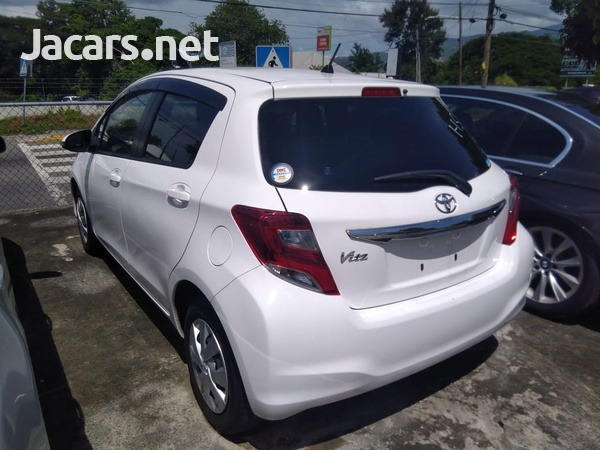 Toyota Vitz 1,5L 2016-2