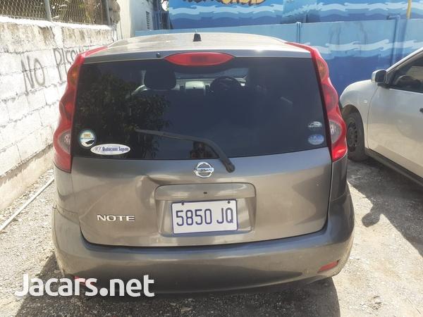 Nissan Note 1,5L 2011-5