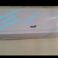 12000 BTU Windy inverter A/c unit