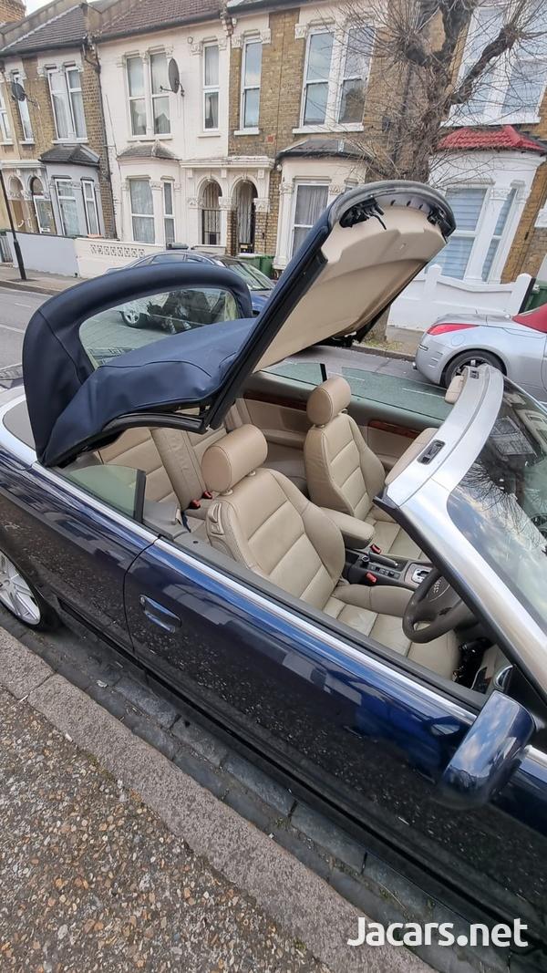 Audi a4 convertible-7