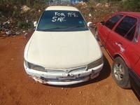 Toyota Corolla AE92 Police Shape Scrap Parts