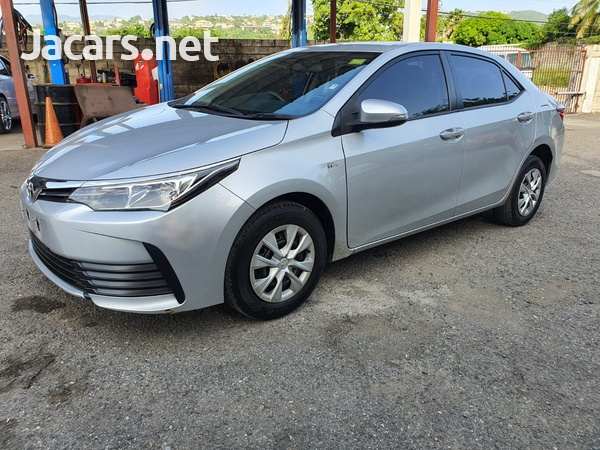 Toyota Corolla 1,6L 2018-4