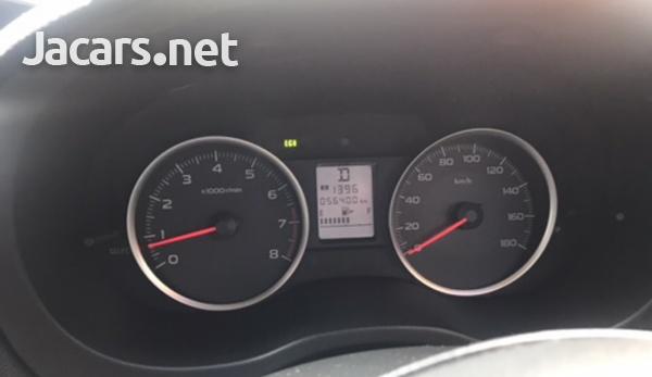 Subaru G4 1,6L 2013-2