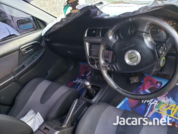 Subaru WRX STI 2,0L 2001-5
