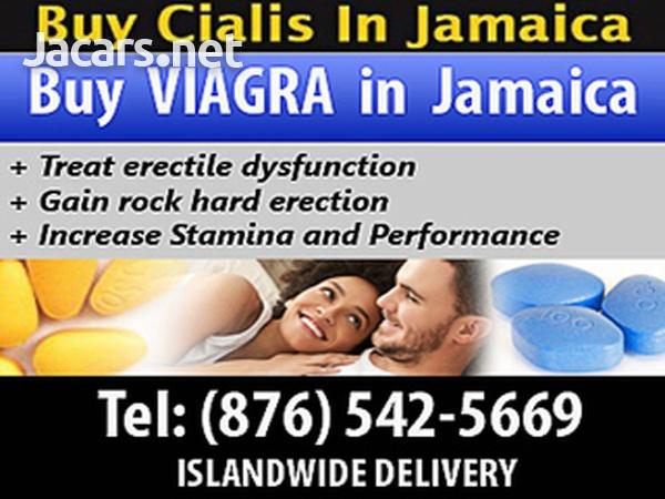 Cialis & Viagra, Men Stamina pills